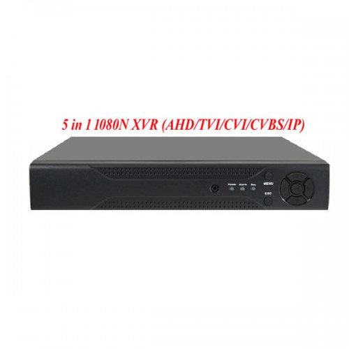 DVR SX-T08NX 5 IN ONE DVR XVR (AHD/TVI/CVI/CVBS/IP)