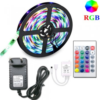 Rgb Led Traka 3528 Ip44