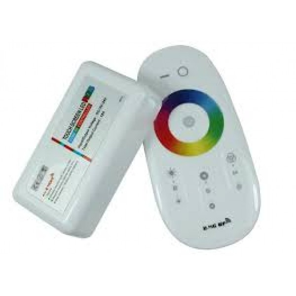 Touch Screen Led Rgb Controller