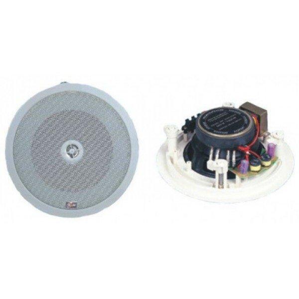 Plafonski Zvučnik,5W/10W Ceh-21T Plafonski ugradni zvučnici Ambijentalno ozvučenje
