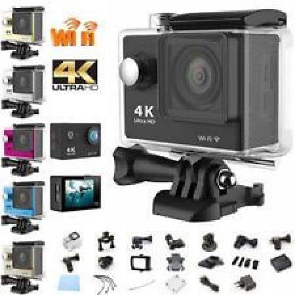 Sport Kamera 4K Ultra Hd Wifi
