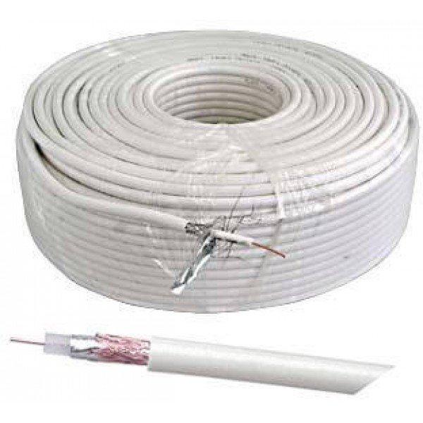Koaksijalni Kabal Rg6 1.1 Koaksijalni kablovi Komunikacioni kablovi