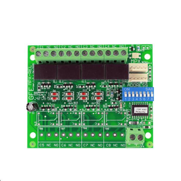 GFE-MPX-REL-8 PP Dodatna oprema Protiv požarni sistemi