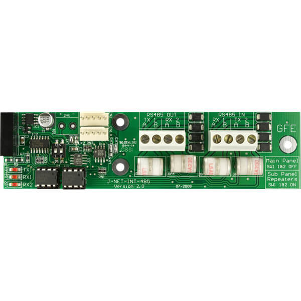 MODULI ZA KOMUNIKACIJU J-NET-INT-485 PP Moduli Protiv požarni sistemi