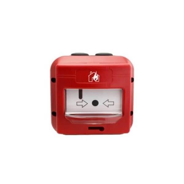 RUČNI JAVLJAČ GFE MCPE AI IP67 PP Detektori Protiv požarni sistemi