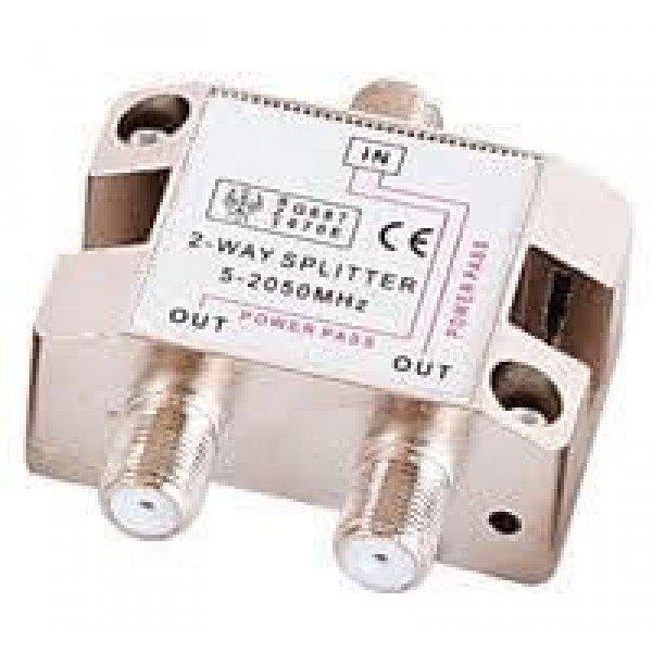 Spliter 1/2 5-1000 Mhz Sa Dc Prolazom Razdelnici Antene i oprema