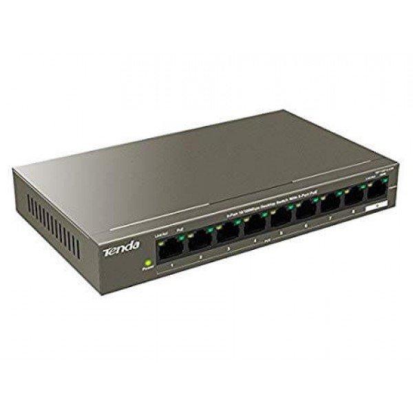 Tef1109P-8-63W Ethernet PoE svičevi Mrežna oprema