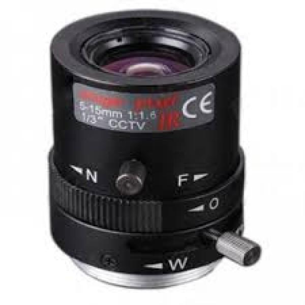 Objektiv Tv2713D-Ir Hikvision Objektivi Oprema za video nadzor