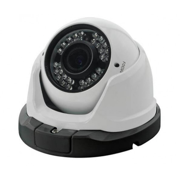 Kamera Whdf20-Aat30  2.0Mp/1080P,Dwdr,Osd,4 In 1 Output Dome Kamere