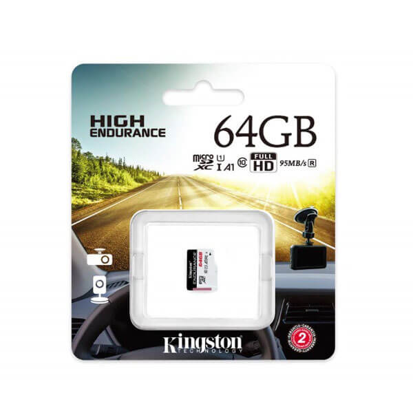 KINGSTON UHS-I microSDXC 64GB Hard diskovi Video nadzor