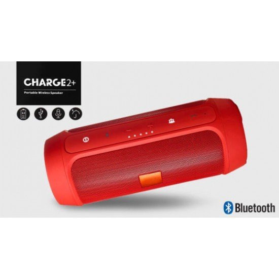 Charge 2+ Portable Wireless Bluetooth Zvučnik